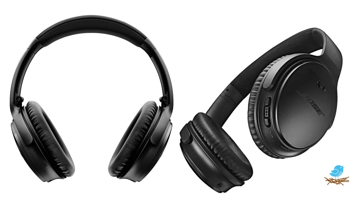 هدفون Bose quietcomfort 35