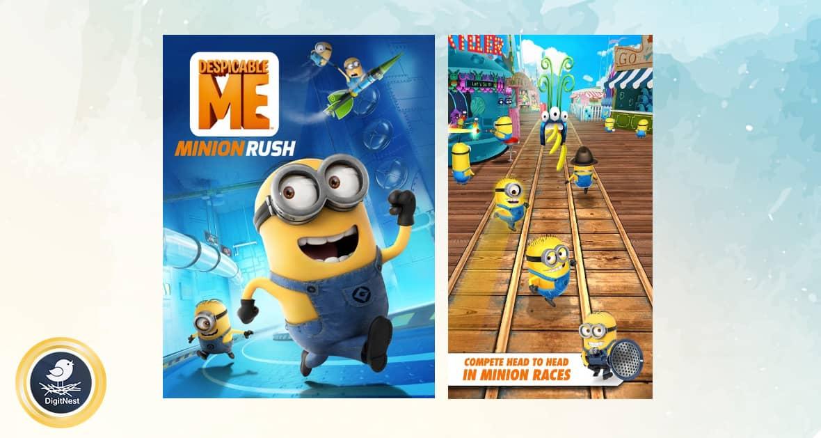 بازی Despicable Me Minion Rush