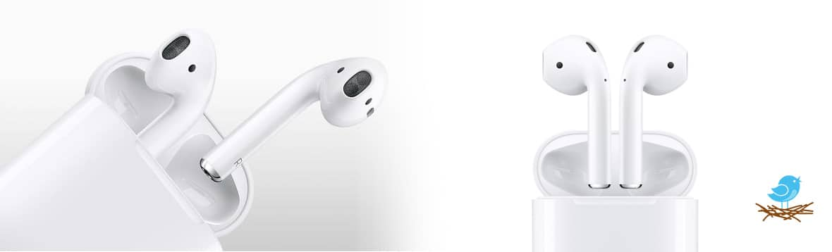 هدفون Apple air pod wireless