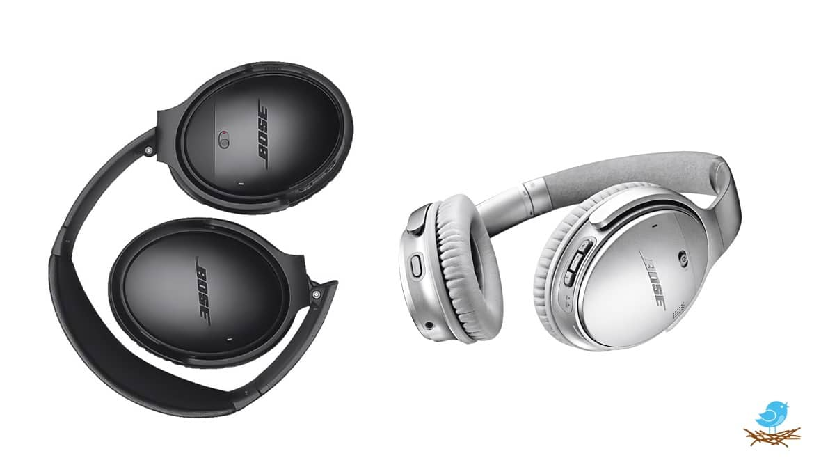 هدفون Bose quietcomfort 35 ii