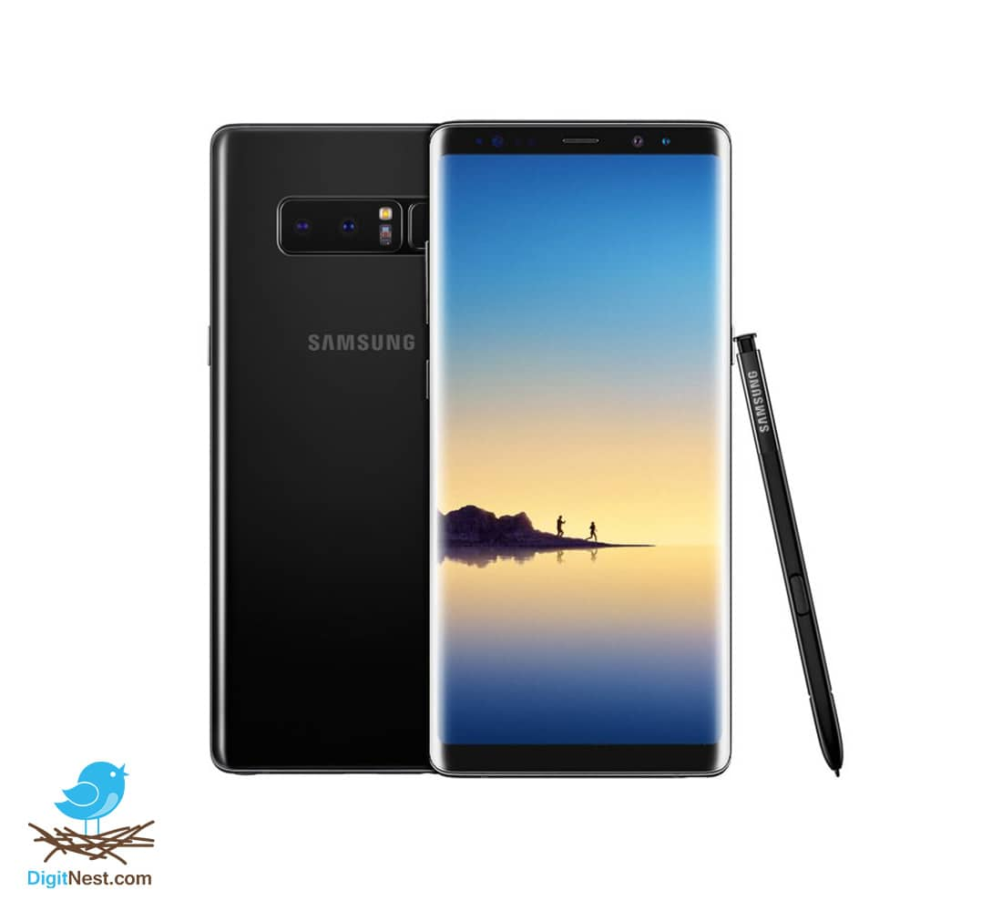 دوربین Samsung Galaxy Note 8