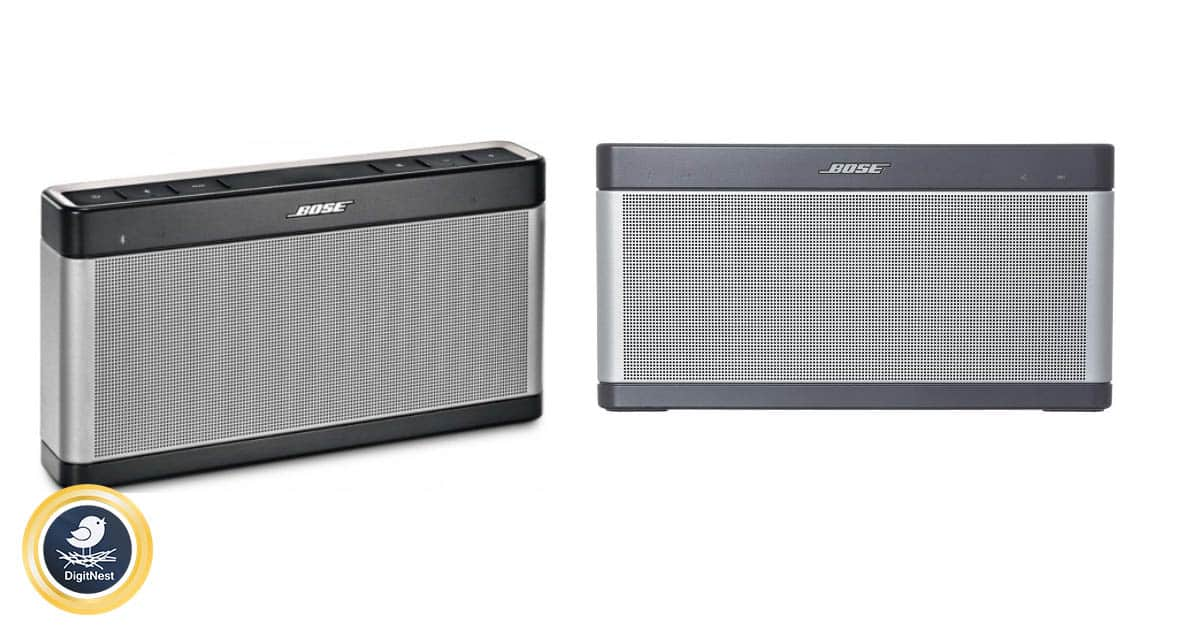 اسپیکر Bose SoundLink Bluetooth Speaker III