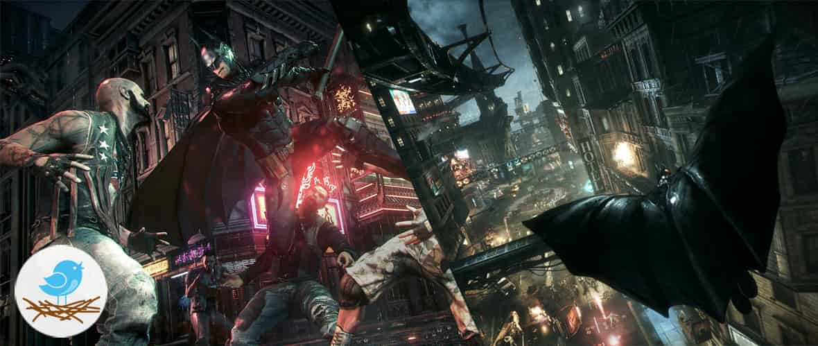 بازی Batman: Arkham Knight