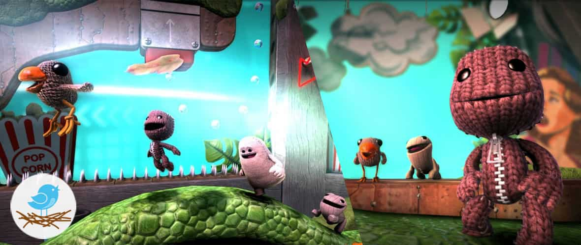 بازی Little Big Planet 3