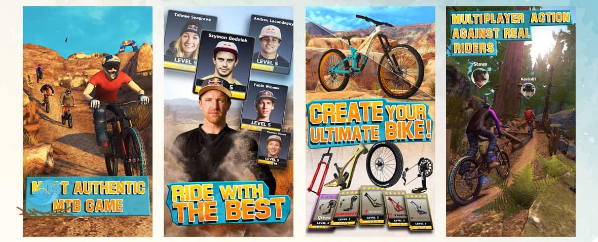 بازی اندروید Bike Unchained 2