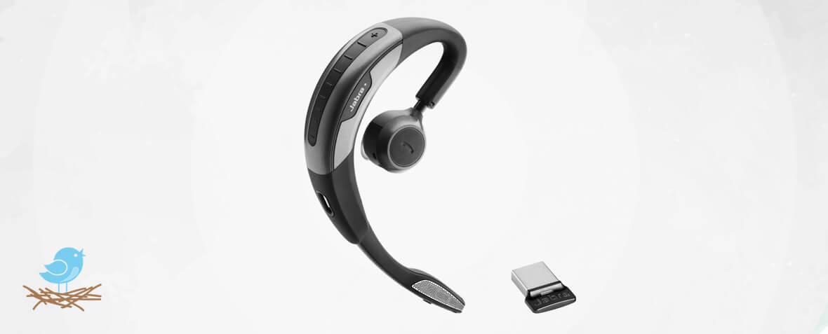 هندزفریJabra Motion Bluetooth Headset
