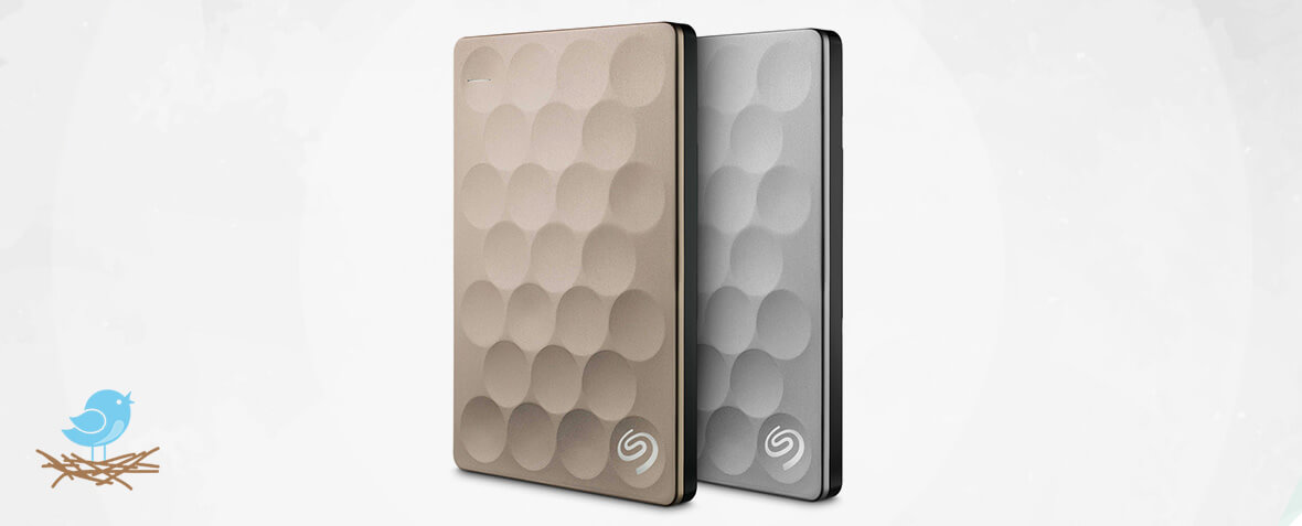 هارد اکسترنال Seagate Backup Plus Ultra Slim