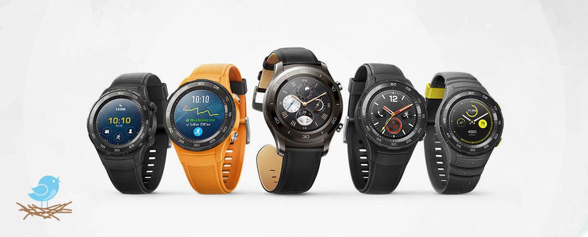 بهترین ساعت هوشمند راحت برای استفادهی همیشگی Huawei Watch 2