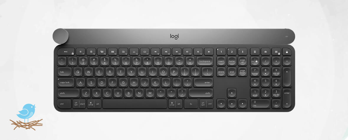 کیبورد Logitech Craft