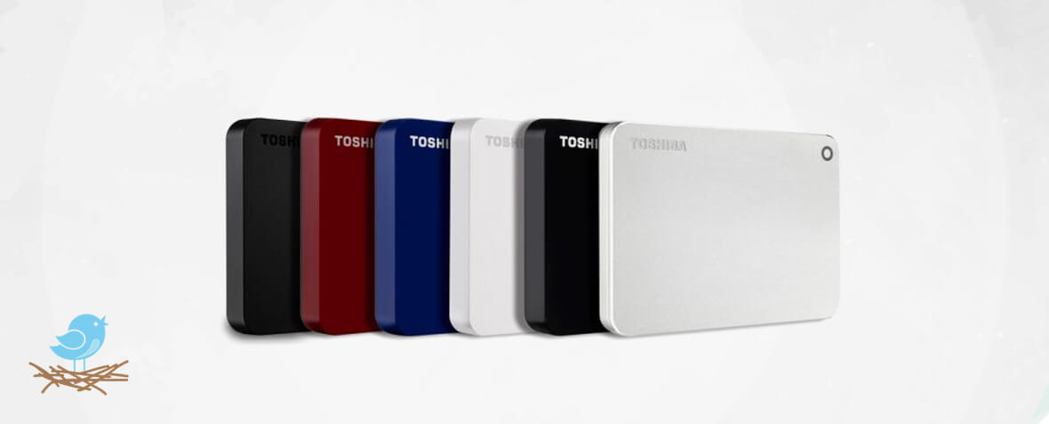 هارد اکسترنال Toshiba Canvio Advance 3TB Portable Hard Drive