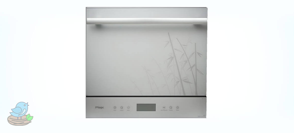 Magic 2195GB Countertop Dishwasher