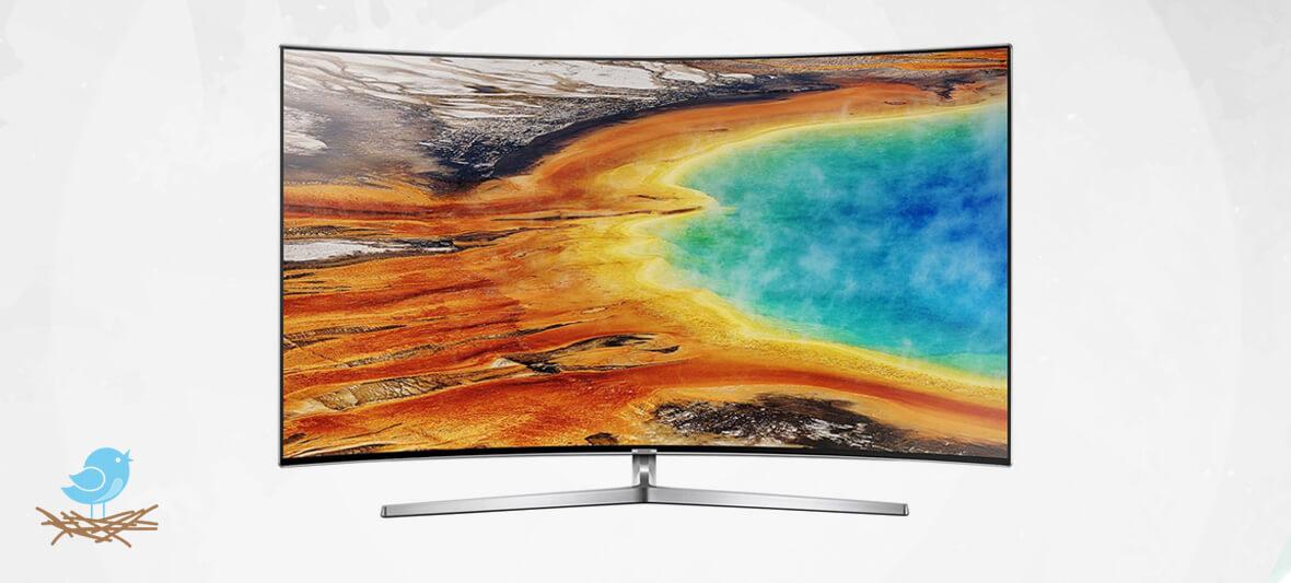 تلویزیون سامسونگ 65MU10000 Curved Smart LED TV 65 Inch