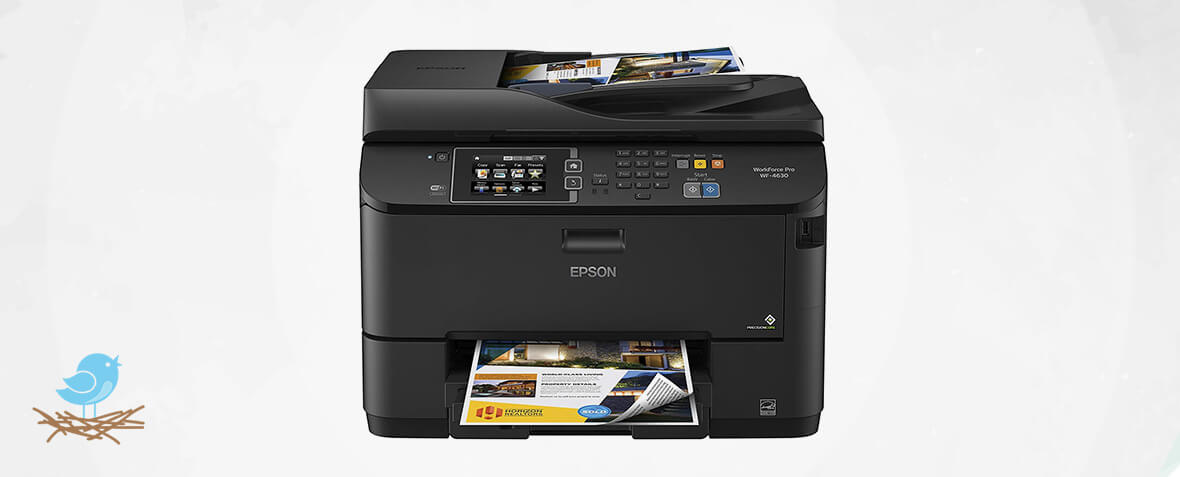 پرینتر Epson WorkForce Pro WF-4630