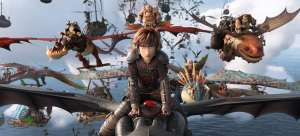 کارتون How to Train Your Dragon: The Hidden World