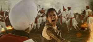فیلم اکشن هندی Manikarnika: The Queen of Jhansi