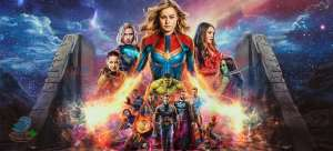 فیلم اکشن Captain Marvel