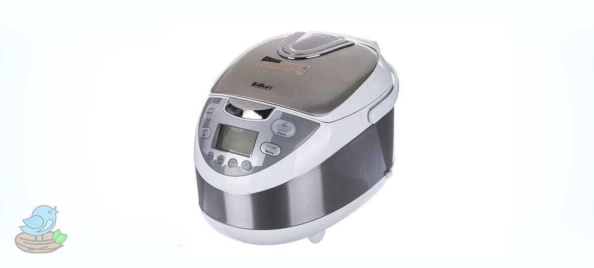 پلوپز فلر Feller RC97SD Rice Cooker