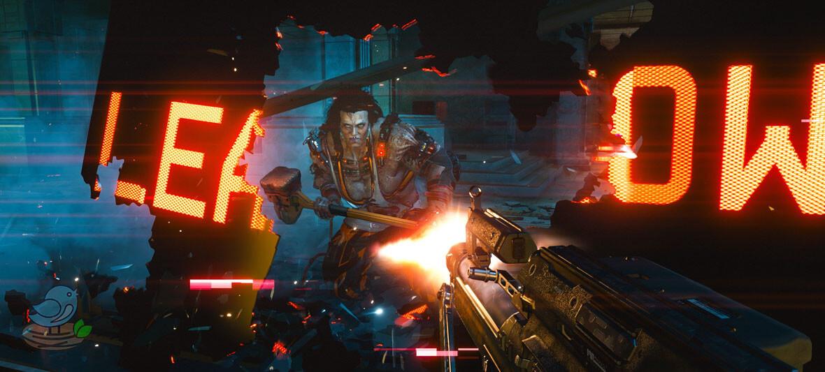 بازی کامپیوتری Cyberpunk 2077