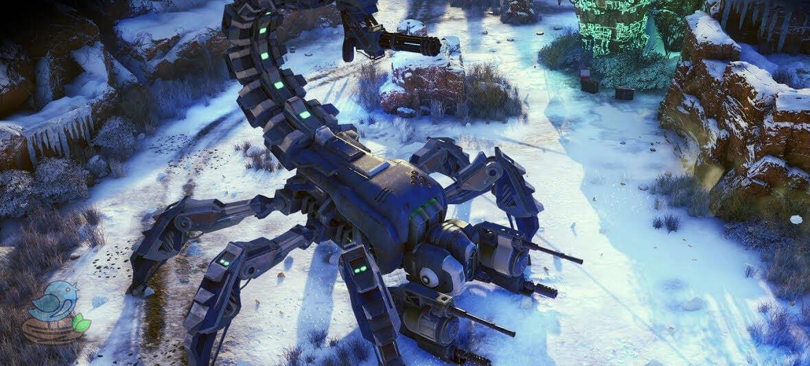 بازی کامپیوتری Wasteland 3